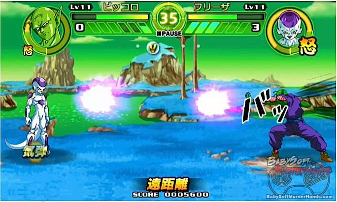 Namco Bandai announces DragonBall Tap Battle for iOS & Android (Trailer + Screens)
