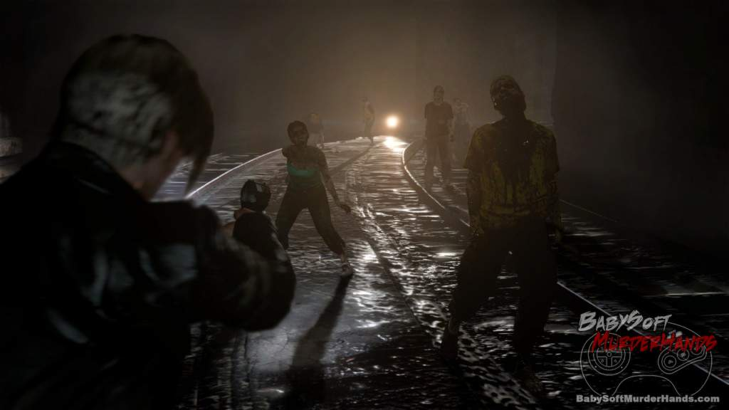 Resident Evil 6 PC System Requirements + Max Settings Graphics