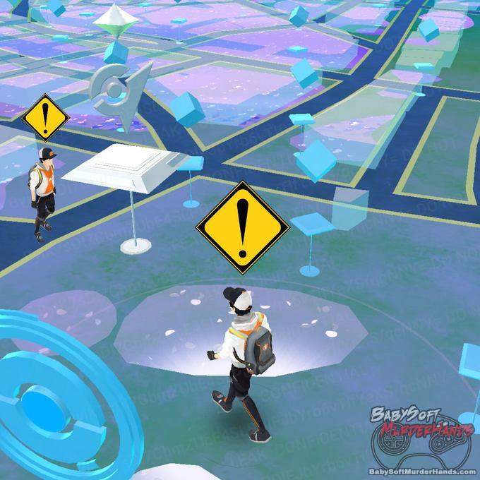 POKEMON GO LEAKED GAMEPLAY VIDEO AND HD SCREENSHOTS