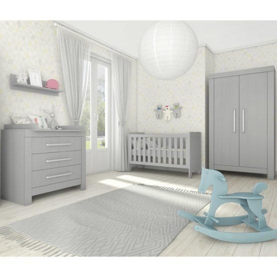 Babykamer Calmo Grey