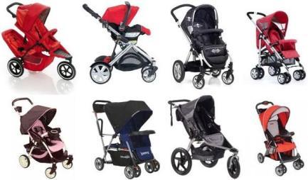 Types Of Stroller