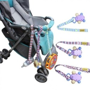 Baby Bottle Cup Toy Strap Holder For Stroller Car High Chair - intl