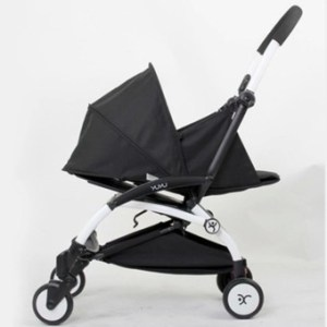 Baby Carriage Sleeping Basket Can Be Folded Flat Stroller Accessories - intl
