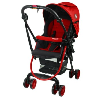 Graco Citilite R Plus Red Poppy