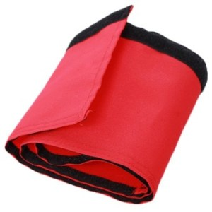 Hang-Qiao Baby Stroller Armrest Cover Red