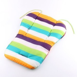 HYW Waterproof Liner Car Seat Pad Padding Pram Baby StrollerCushion(Colorful3) - intl
