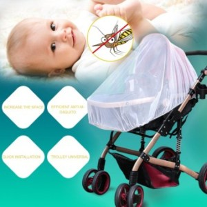 OH Infants Baby Stroller Pushchair Anti-Insect Mosquito Net Safe Mesh