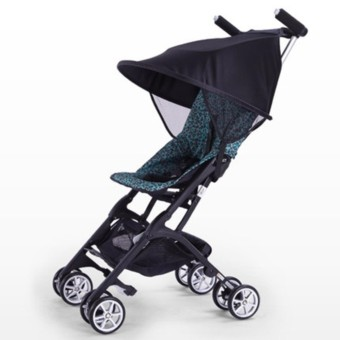 (Only Include Sunshade Cover)Baby Stroller Awning Universal Type Full Canopy Umbrella Sunshade Sunscreen Cover - intl