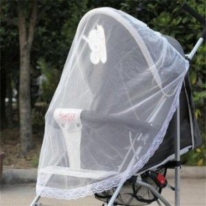 Useful Infants Baby Stroller Pushchair Buggy Mosquito Insect NetSafe Mesh - intl