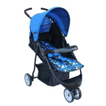 Foldable Compact Baby Stroller with Canopy Style #2006 ...