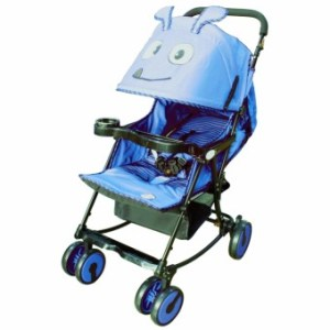 Goofy Bug Inclining Baby Stroller (Blue)