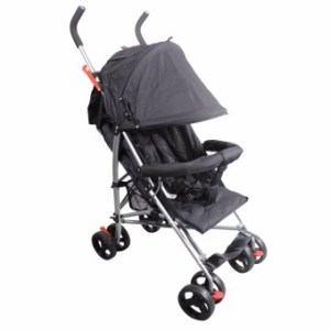 Infant Umbrella Style Baby Stroller SR-BC01(Black)