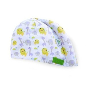 Tortle Newborn Hat- Adjustable Head Support Helps To Fix Flat Head Syndrome- Head And Neck Positioner- Animal Party- Small