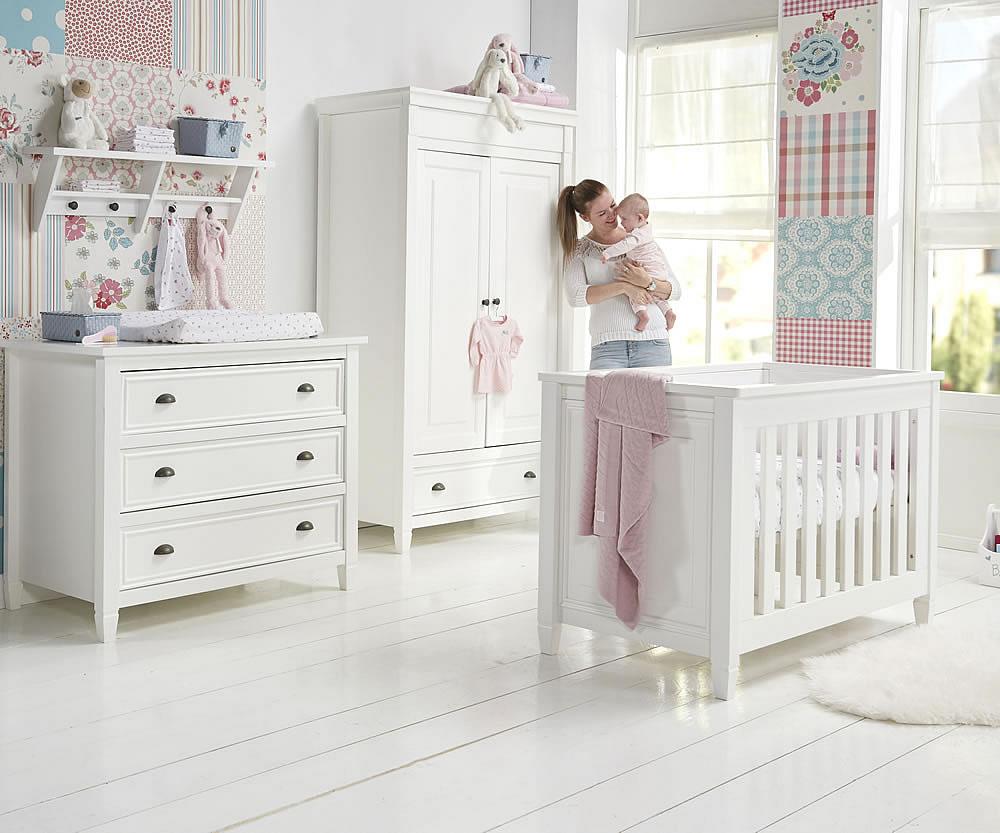 Marbella Nursery Furniture Room Set  BabyStyle Prams