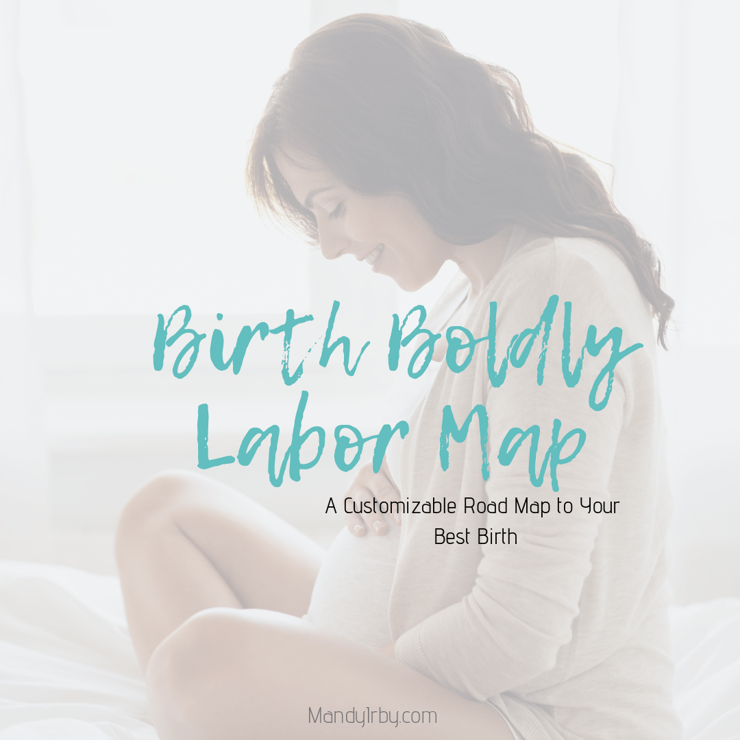 Labor map from Mandy Irby
