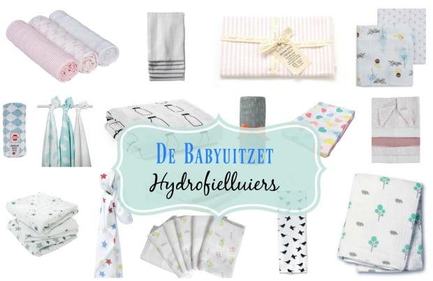 De babyuitzet: hydrofielluiers