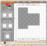 Bathroom Tiles - Online Tile Estimator Tool Makes Tiling Easy