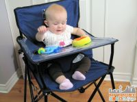 Ciao! Baby Portable High Chair Perfect for On-the-Go or Home