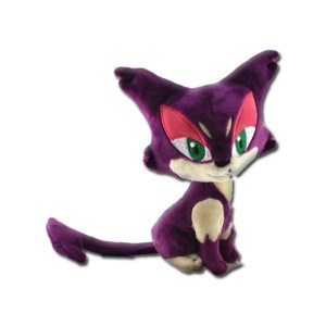 Choroneko Purrloin pokemon stuffed animal