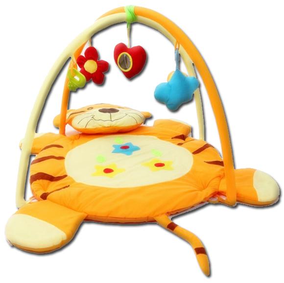 tiger baby activity mat