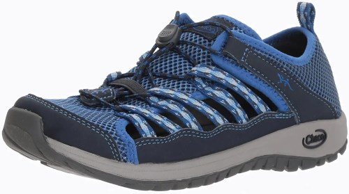 chaco outcross 2 hiking shoe for toddlers