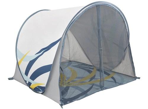 babymoov anti uv tent isolated on white background