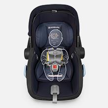 uppababy mesa infant car seat reviews