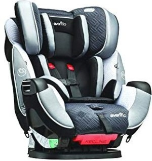evenflo car seat reviews