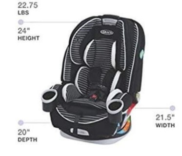 graco car seat reviews