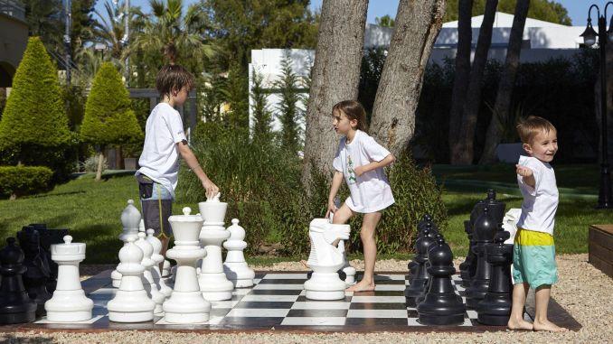 ajedrez gigante