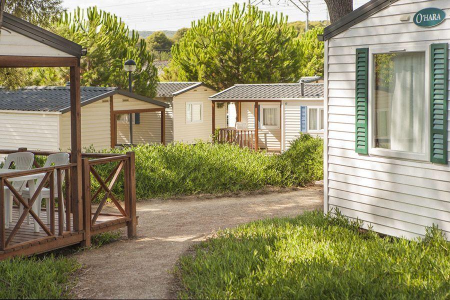 Bungalows Camping Las Palmeras
