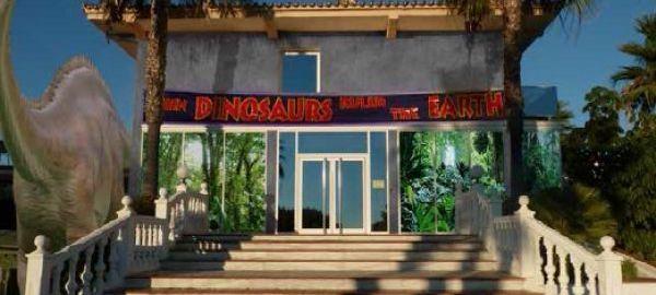 tematico Dinosaurios