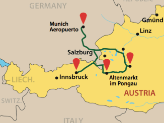 Austria con niños