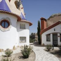 Alojarse en casas cueva en Granada