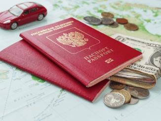 documentación viajar con niños