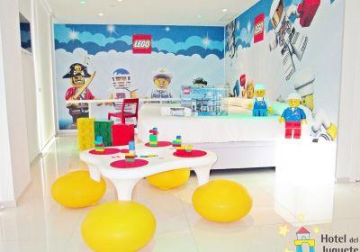 habitación lego hotel del juguete