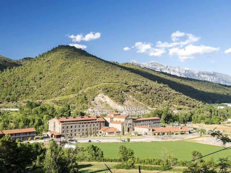 Barcelo monasterio boltaña
