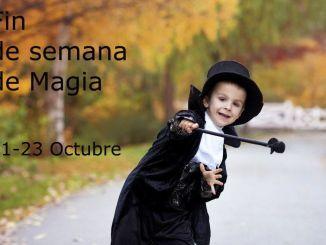 fin de semana de Magia