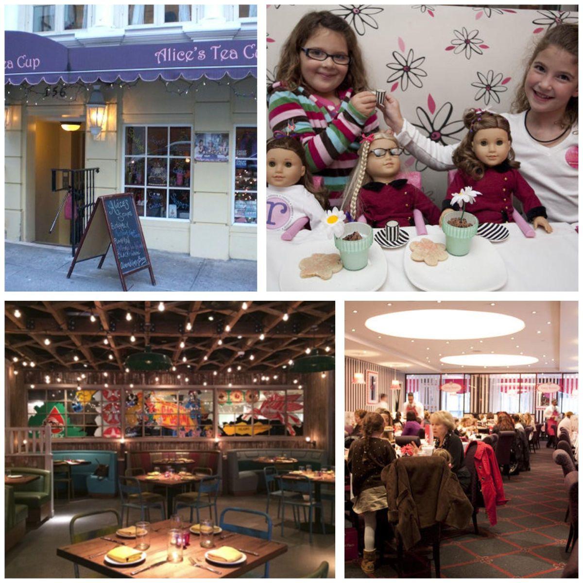 10 restaurantes en Nueva York para ir con niños
