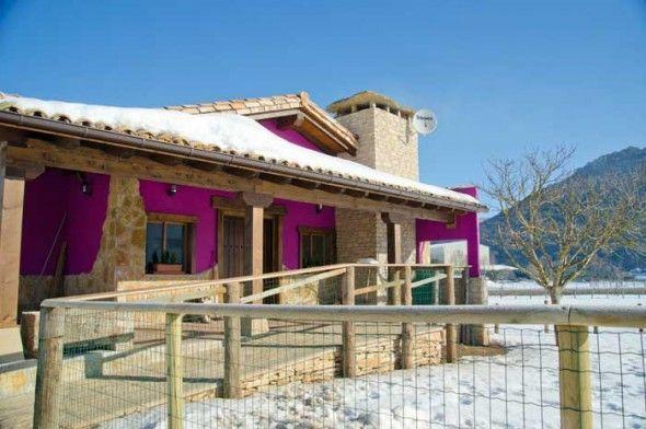 Granja escuela en Navarra para ir con niños
