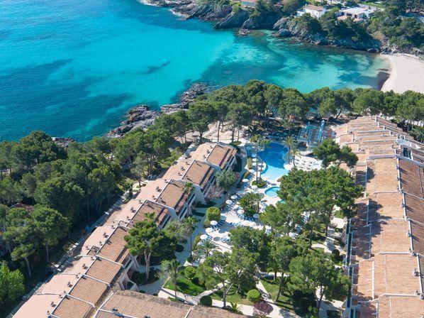 Un hotel en Mallorca para unas vacaciones en familia