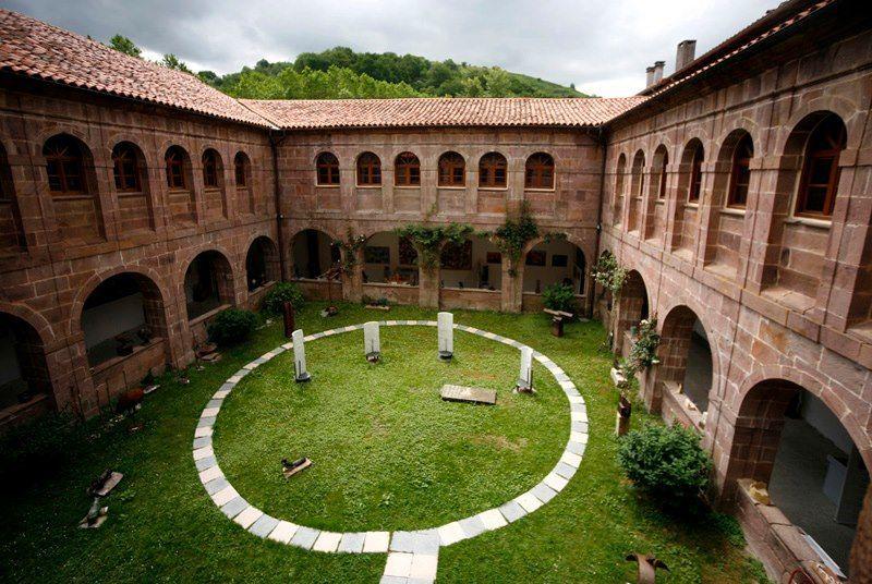 monasterio de Urdazubi