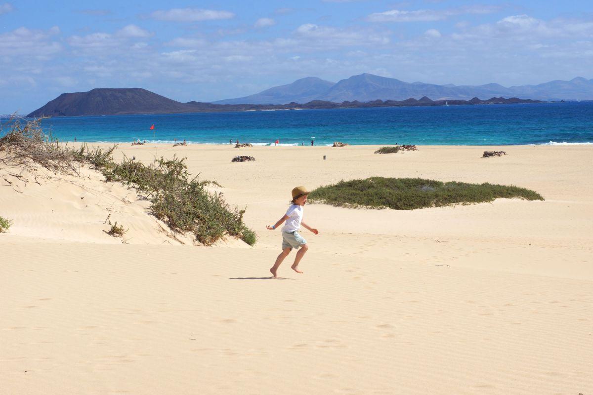 Fuerteventura en familia: un plan para cada día de vacaciones