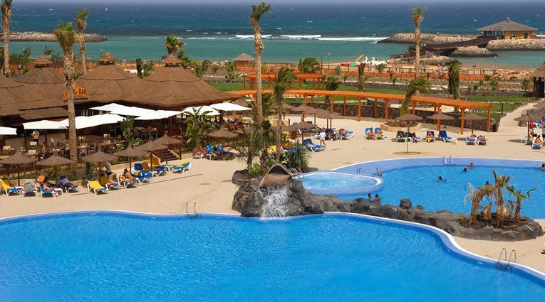 Hotel en Fuerteventura Elba Carlota Beach