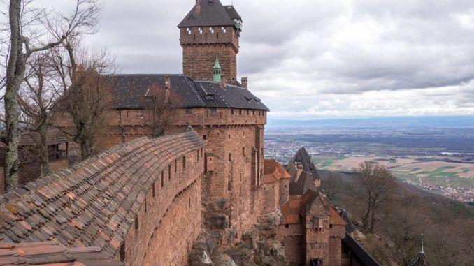 Castillo-de-Haut-Koenigsbourg