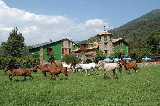 Turismo rural familiar en Sort - Borda Ritort