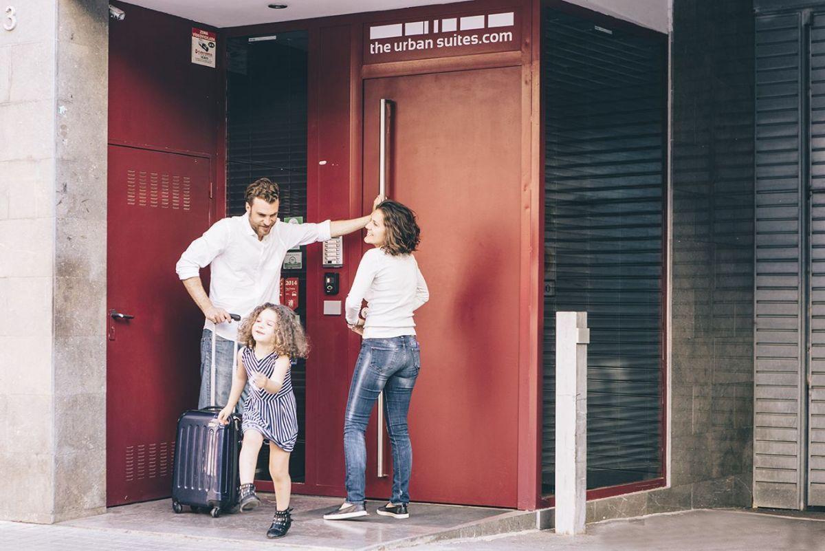 Apartamentos en Barcelona céntricos y cómodos para familias