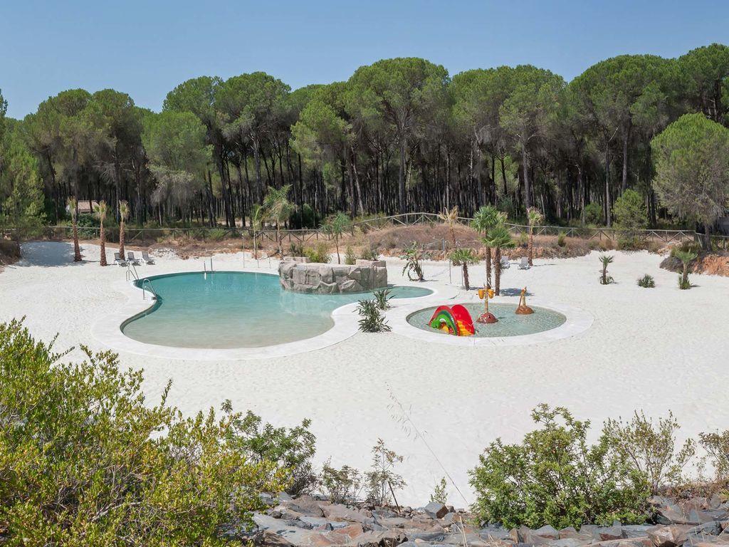 Camping en Parque Natural de Doñana / Yelloh Village Doñarrayan