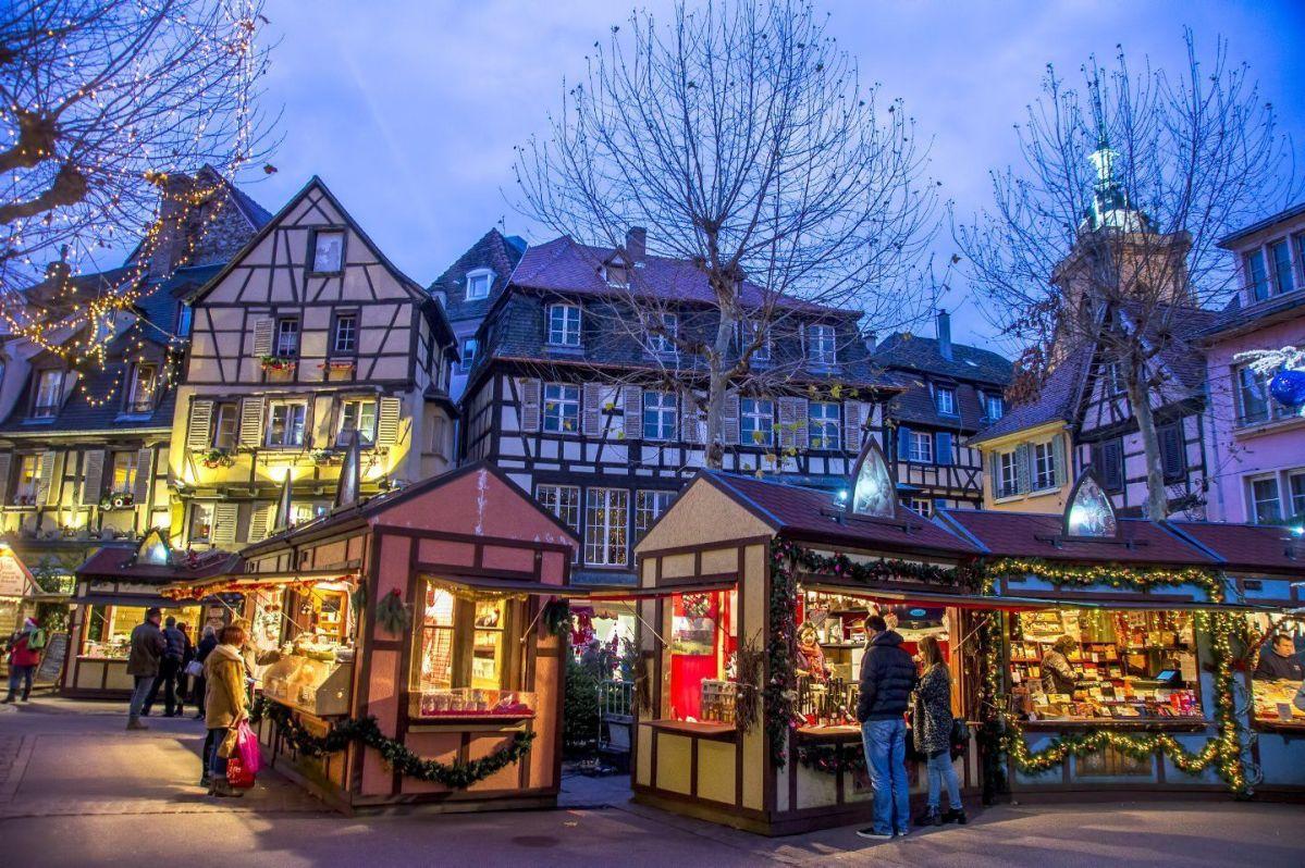 Navidad en la Alsacia