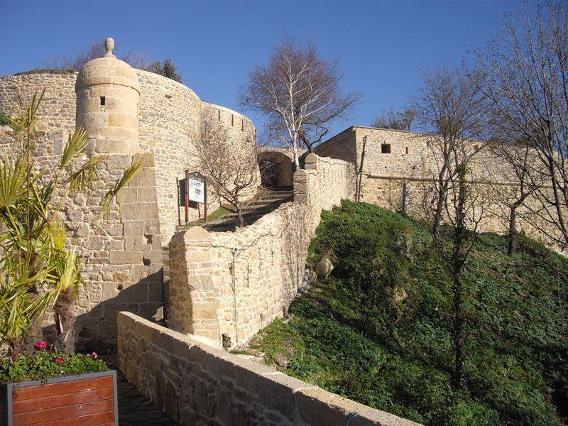 Casa de la Historia en Monte Urgull